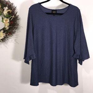 Anthropologie Tops | W5 Women's blouse size 1X